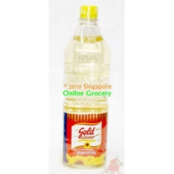 Goldwinner Refined Sunflower Oil 1L