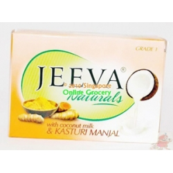Jeeva Soap With Kasturi Manjal 73gm