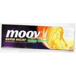 Moov Rapid Relief  50gm