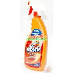 Mr Muscle Mold & Millow Killer 500ml