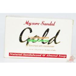 Mysore Sandal Gold Soap 125gm