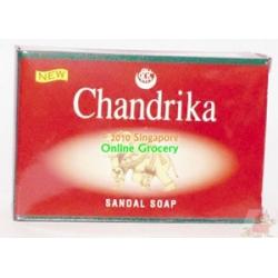New Chandrika Sandal Soap 75gm