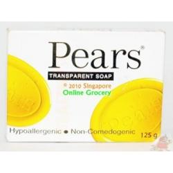 Pears Transparent Soap 125gm