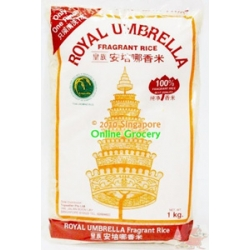 Royal Umbrella Fragrant Rice 5kg