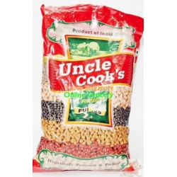 Uncle Cook White Peas 500gm