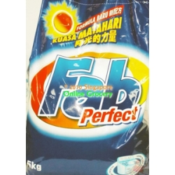 Fab Detergent Powder Colour 4kg