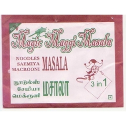 Magic Maggie Masala