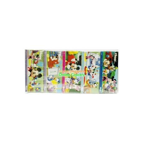 Kleenex 3 Ply Ula Soft Jumbo Toilet Tissue 10 Rolls