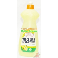 Mama lemon Dish washing Liquid Refill 600ml