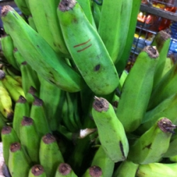 Raw Banana 500g