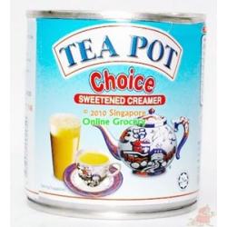 Tea Pot condensed milk