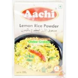 Aachi Lemon Rice Powder 200gm