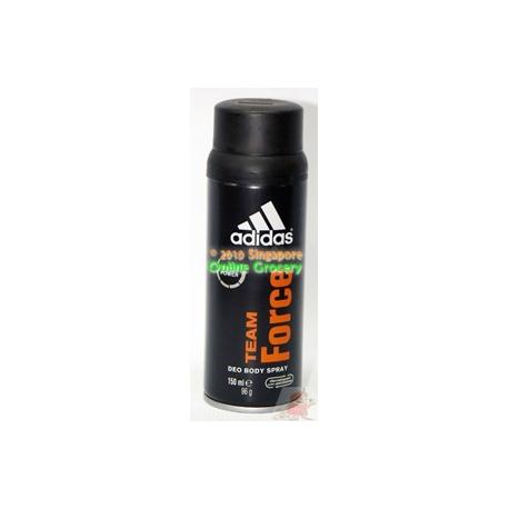 Adidas Deo Body Spray Team Force 150ml