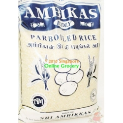 Ambikas Parboiled Rice 5kg