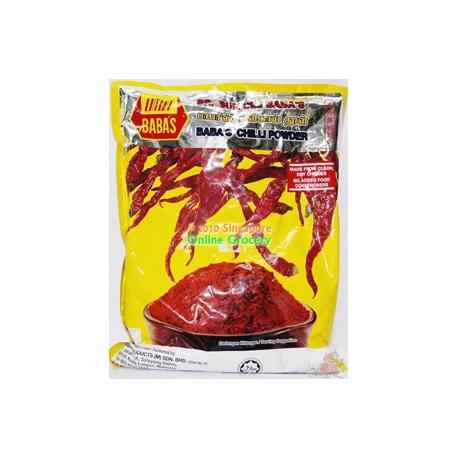 Baba's Chilli Powder 1Kg