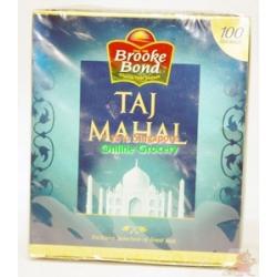 Brooke Bond Taj Mahal Tea 100 Tea Bags