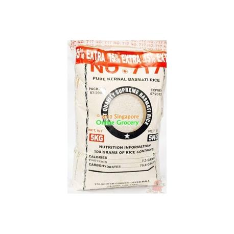 717 Basmati Rice 5kg