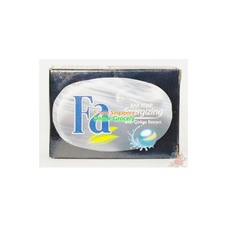 Fa Soap Energizing with Gingko Extract 100gm