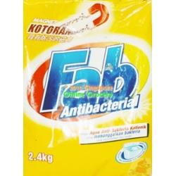 Fab Soap Powder Antibacterial 2.4Kg