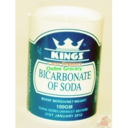 Kings Bicarbonate of Soda 100 g