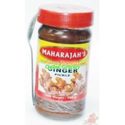 Maharaja Ginger Pickle 300gm
