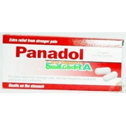 Panadol Extra 20 Caplets